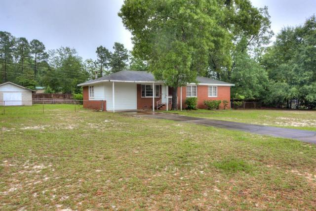 308 Robinson Drive, NEW ELLENTON, SC 29809 (MLS #103034) :: Shannon Rollings Real Estate
