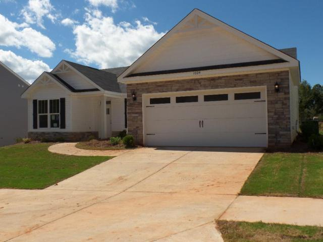 1024 Swan Court, NORTH AUGUSTA, SC 29860 (MLS #103502) :: Shannon Rollings Real Estate