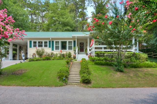 907 Valley Road, AIKEN, SC 29803 (MLS #103521) :: Shannon Rollings Real Estate