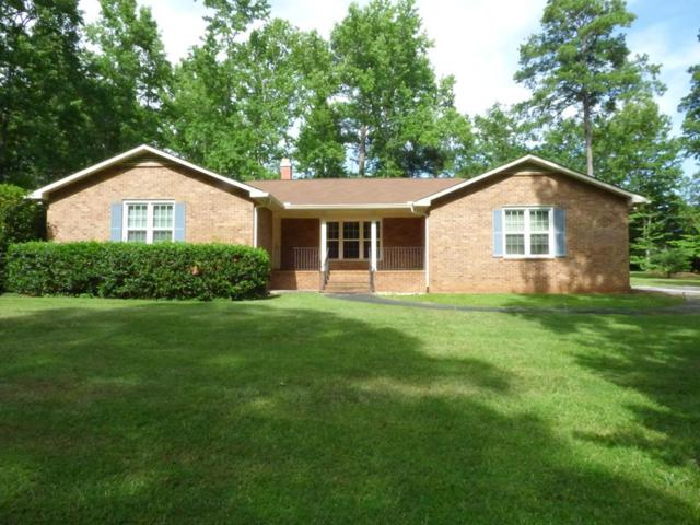 132 Stonehenge Circle, EDGEFIELD, SC 29824 (MLS #103581) :: Shannon Rollings Real Estate