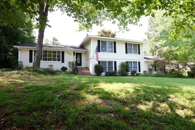 1457 Moultrie Drive, AIKEN, SC 29803 (MLS #103721) :: Shannon Rollings Real Estate