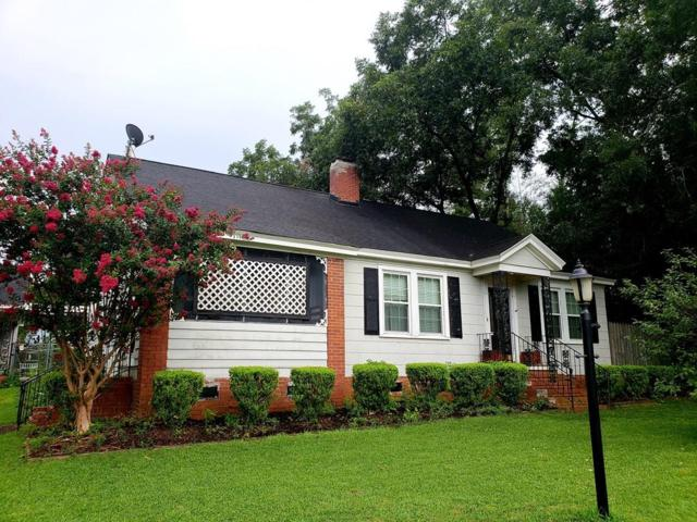 603 Academy St, JOHNSTON, SC 29832 (MLS #103852) :: Shannon Rollings Real Estate
