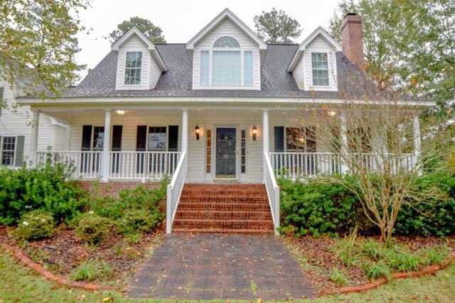36 Deerwood Rd, BARNWELL, SC 29812 (MLS #105067) :: Greg Oldham Homes