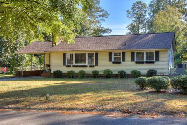 1013 Hitchcock Drive, AIKEN, SC 29803 (MLS #105165) :: Shannon Rollings Real Estate