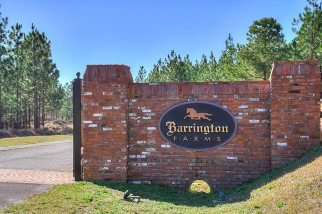 Lot 9-1 Barrington Farms Drive, AIKEN, SC 29803 (MLS #105554) :: Fabulous Aiken Homes & Lake Murray Premier Properties