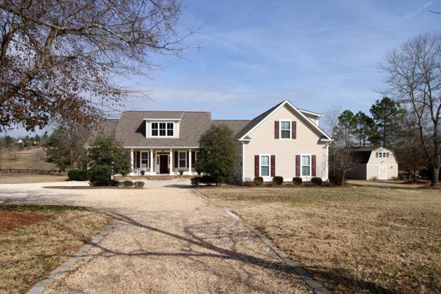 684 Blue Roan Court, WARRENVILLE, SC 29851 (MLS #105858) :: Venus Morris Griffin | Meybohm Real Estate