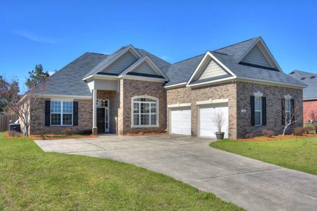 355 Ashley Court, GRANITEVILLE, SC 29829 (MLS #106386) :: Shannon Rollings Real Estate
