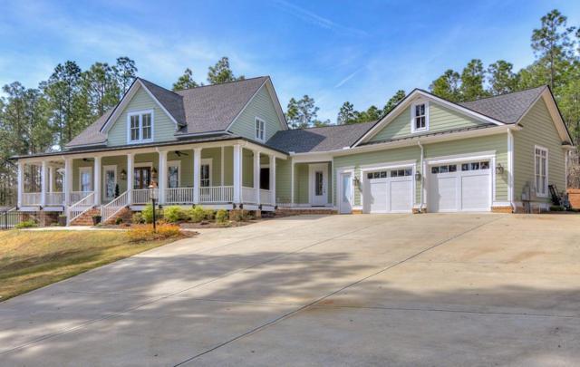 210 Mustang Drive, GRANITEVILLE, SC 29829 (MLS #106405) :: Shannon Rollings Real Estate