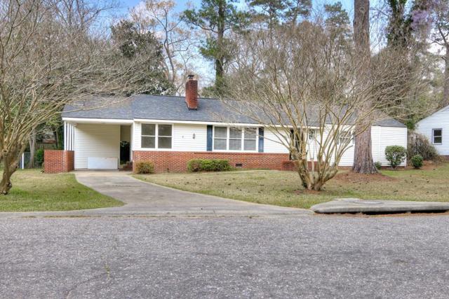 814 Legare Rd Sw, AIKEN, SC 29801 (MLS #106572) :: Meybohm Real Estate