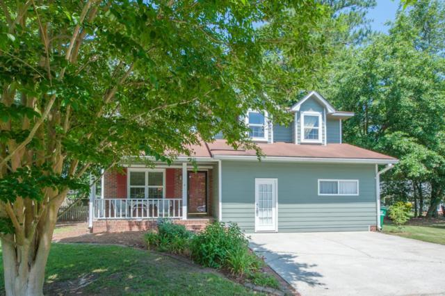 6 Longmeadow Court, AIKEN, SC 29803 (MLS #107404) :: Meybohm Real Estate