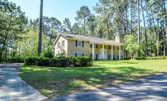 133 Midland Drive, GRANITEVILLE, SC 29829 (MLS #107614) :: Fabulous Aiken Homes & Lake Murray Premier Properties