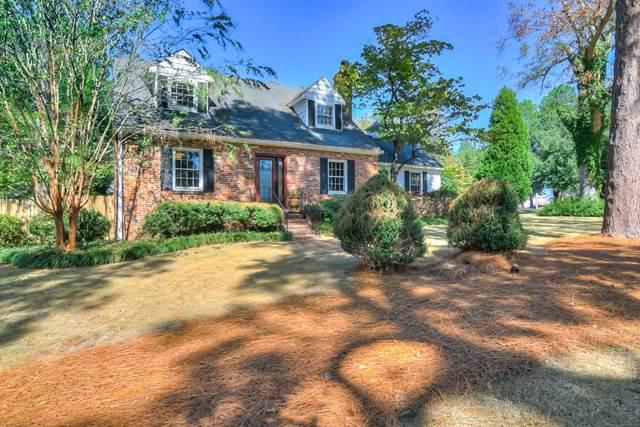 913 Wheeler Drive, AIKEN, SC 29803 (MLS #107832) :: Fabulous Aiken Homes & Lake Murray Premier Properties