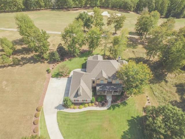 509 John Foxs Run, NORTH AUGUSTA, SC 29860 (MLS #109097) :: Shannon Rollings Real Estate