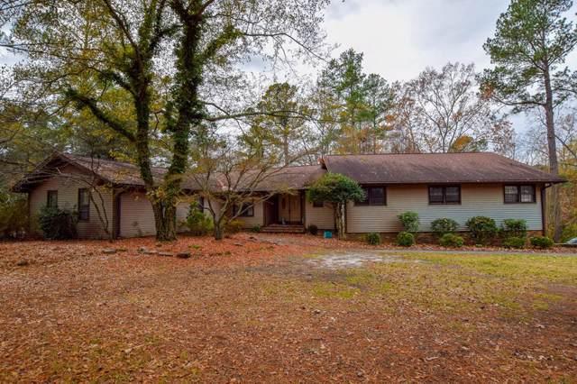 815 Houndslake Drive, AIKEN, SC 29803 (MLS #110059) :: Shannon Rollings Real Estate