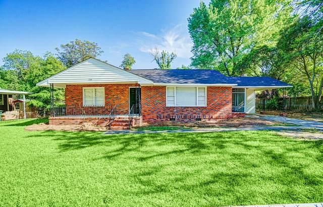 214 Heathwood Drive, AIKEN, SC 29803 (MLS #110237) :: Fabulous Aiken Homes