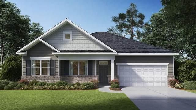 149 Journey Run, NORTH AUGUSTA, SC 29860 (MLS #110692) :: Fabulous Aiken Homes