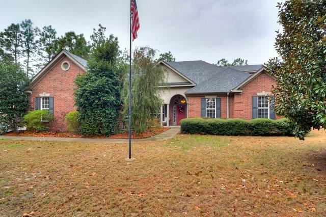 708 Wythe Drive, GRANITEVILLE, SC 29829 (MLS #110701) :: Fabulous Aiken Homes & Lake Murray Premier Properties