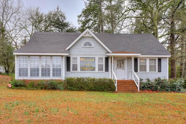 1455 Hayne Avenue Sw, AIKEN, SC 29801 (MLS #110866) :: Fabulous Aiken Homes & Lake Murray Premier Properties