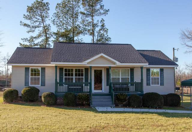 3230 Moore Road, BARNWELL, SC 29812 (MLS #110938) :: Shannon Rollings Real Estate
