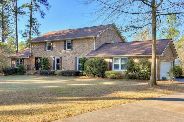 127 Hasty Road, AIKEN, SC 29803 (MLS #110972) :: Tonda Booker Real Estate Sales
