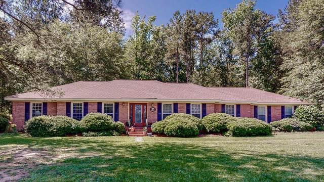 162 Fairway Drive, EDGEFIELD, SC 29824 (MLS #111057) :: Fabulous Aiken Homes