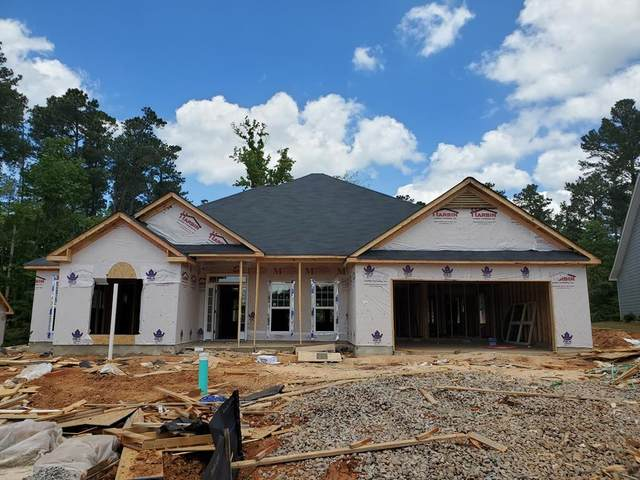 132 Bonhill Street, NORTH AUGUSTA, SC 29860 (MLS #111812) :: Fabulous Aiken Homes