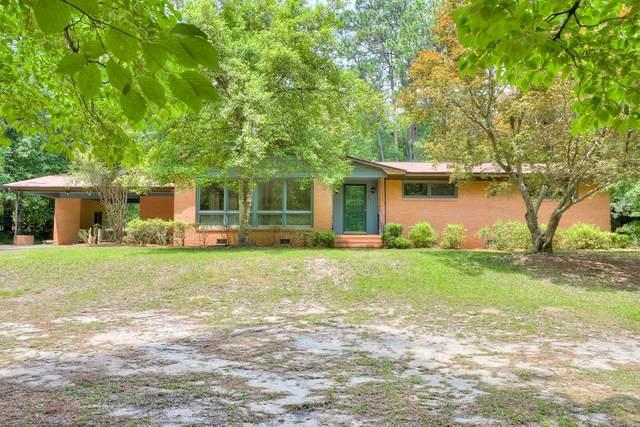 711 Rollingwood Road W, AIKEN, SC 29801 (MLS #112060) :: Fabulous Aiken Homes
