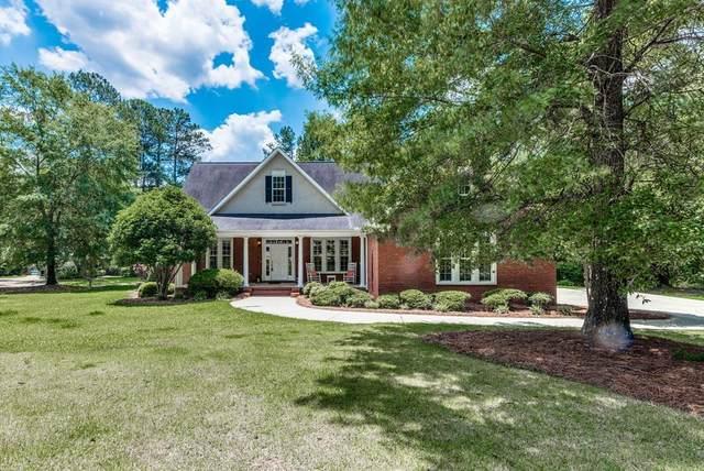 512 Woodridge Road, EDGEFIELD, SC 29824 (MLS #112374) :: Fabulous Aiken Homes