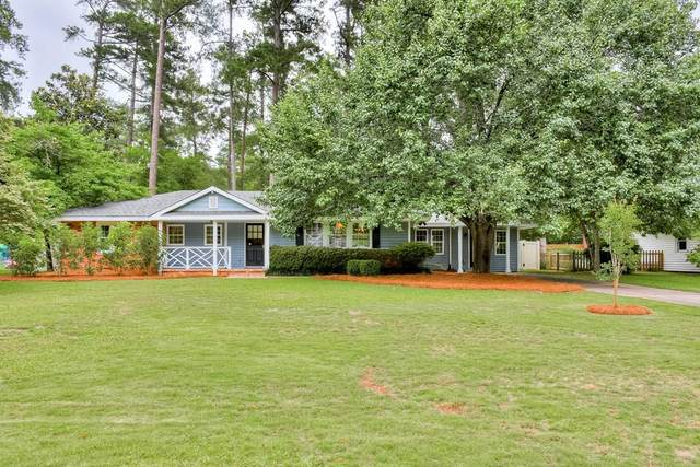 1463 Canterbury Court Se, AIKEN, SC 29801 (MLS #112389) :: Fabulous Aiken Homes