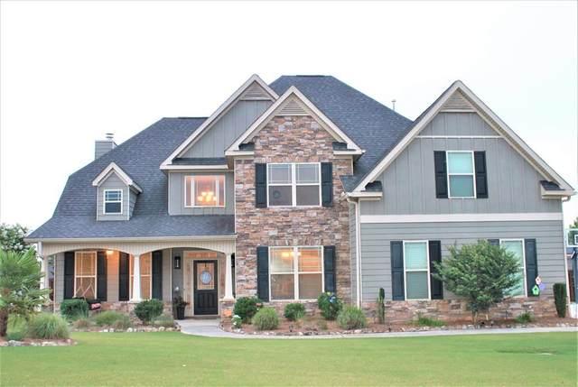 525 Equinox Loop, AIKEN, SC 29803 (MLS #112459) :: Fabulous Aiken Homes