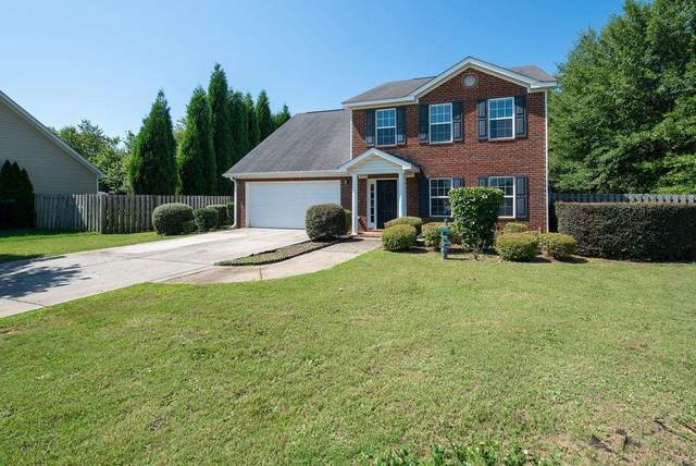 596 Grandiflora Circle, AIKEN, SC 29803 (MLS #112755) :: The Starnes Group LLC