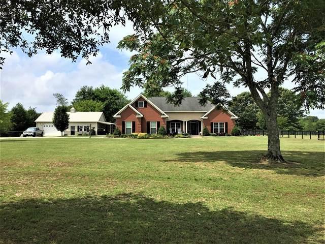 128 Pine Hill Drive, AIKEN, SC 29801 (MLS #112881) :: Shannon Rollings Real Estate