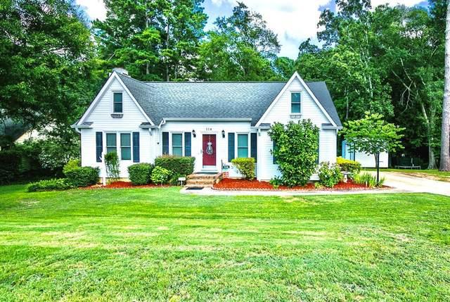 114 Glencarin Drive, AIKEN, SC 29803 (MLS #113026) :: Fabulous Aiken Homes