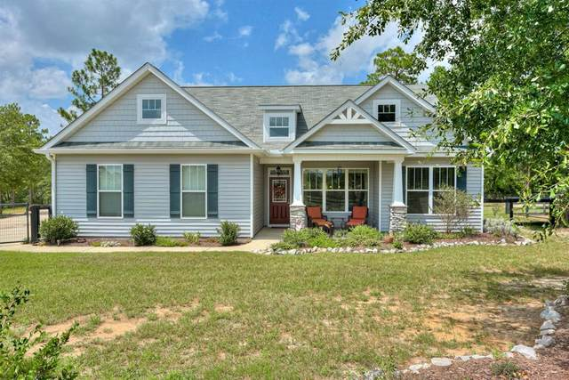5030 Shell Stone Trail, AIKEN, SC 29803 (MLS #113027) :: RE/MAX River Realty