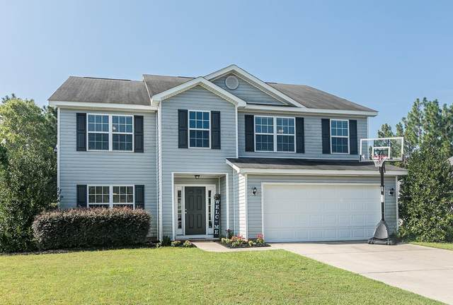 3144 Chamomile Court, AIKEN, SC 29803 (MLS #113149) :: RE/MAX River Realty