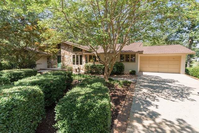 56 Cherry Hills Drive, AIKEN, SC 29803 (MLS #113178) :: RE/MAX River Realty