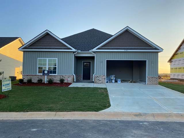 3181 Greymoor Circle, AIKEN, SC 29801 (MLS #113397) :: Tonda Booker Real Estate Sales