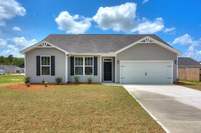 136 Copperfield Drive, TRENTON, SC 29847 (MLS #113434) :: Tonda Booker Real Estate Sales
