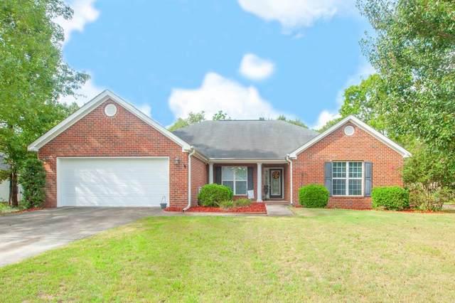 917 Watsonia Drive, AIKEN, SC 29803 (MLS #113550) :: For Sale By Joe | Meybohm Real Estate