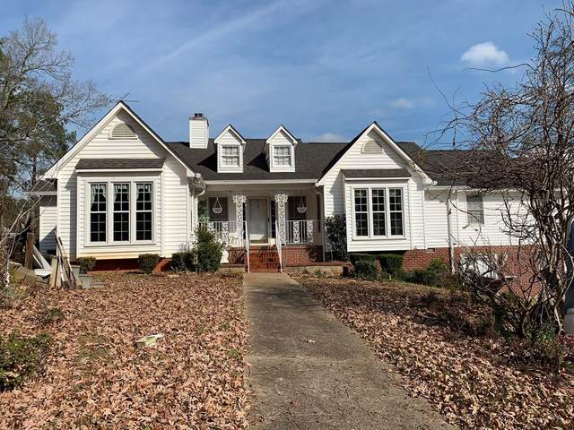 66 New Delaughter Drive, NORTH AUGUSTA, SC 29860 (MLS #113941) :: RE/MAX River Realty