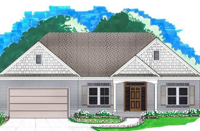 260 Pink Dogwood Circle, AIKEN, SC 29803 (MLS #114100) :: Shannon Rollings Real Estate