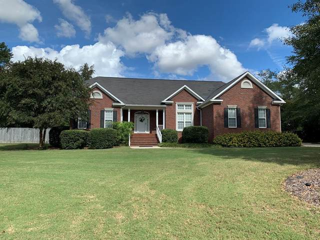 275 Summer Creek Drive, GRANITEVILLE, SC 29829 (MLS #114111) :: RE/MAX River Realty