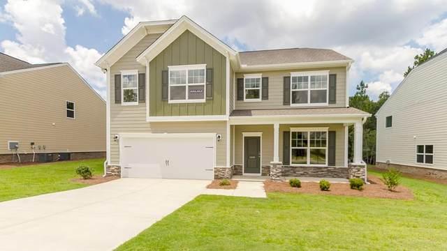 375 Anmore Court, AIKEN, SC 29801 (MLS #114267) :: Tonda Booker Real Estate Sales