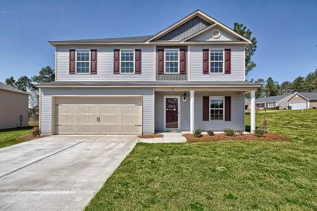 Lot 111 Luxborough Court, AIKEN, SC 29801 (MLS #114530) :: The Starnes Group LLC