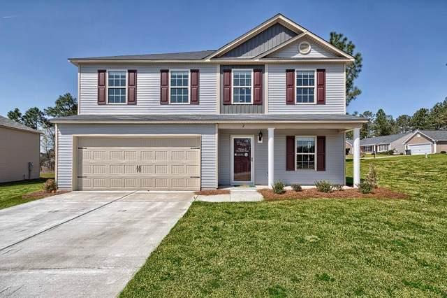 Lot 111 Luxborough Court, AIKEN, SC 29801 (MLS #114530) :: Tonda Booker Real Estate Sales