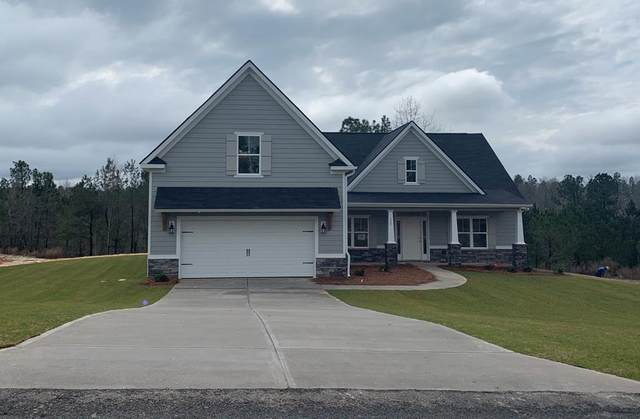 545 (lot 17) Pommel Court, AIKEN, SC 29803 (MLS #114595) :: Tonda Booker Real Estate Sales