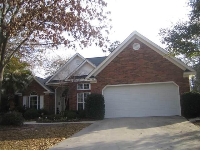 846 Pathfinder Lane, AIKEN, SC 29803 (MLS #114816) :: Tonda Booker Real Estate Sales