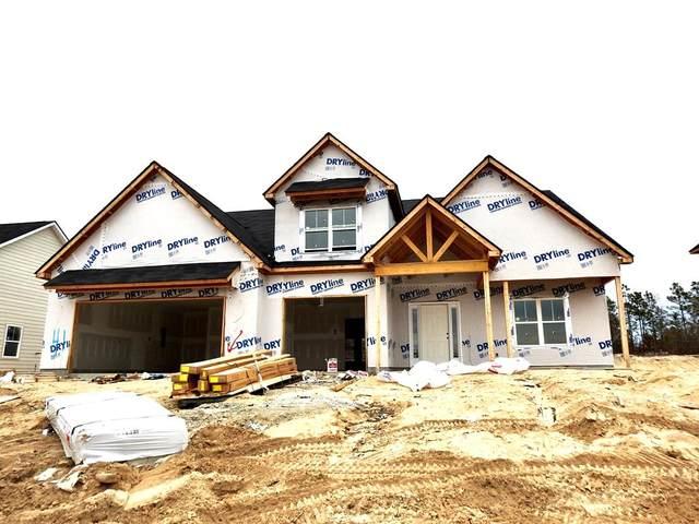 3040 Stallion Ridge, GRANITEVILLE, SC 29829 (MLS #114850) :: Shaw & Scelsi Partners