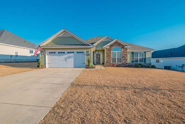 2088 Fordham Drive, GRANITEVILLE, SC 29829 (MLS #114942) :: Tonda Booker Real Estate Sales