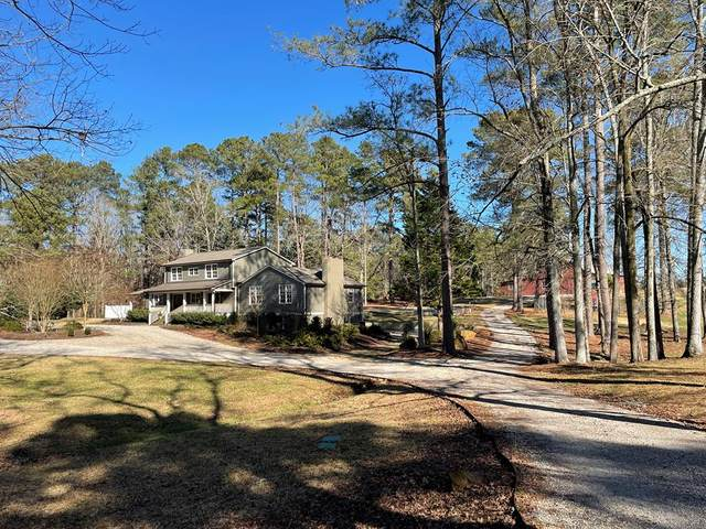 248 Meeting Street Road, EDGEFIELD, SC 29824 (MLS #114954) :: Fabulous Aiken Homes